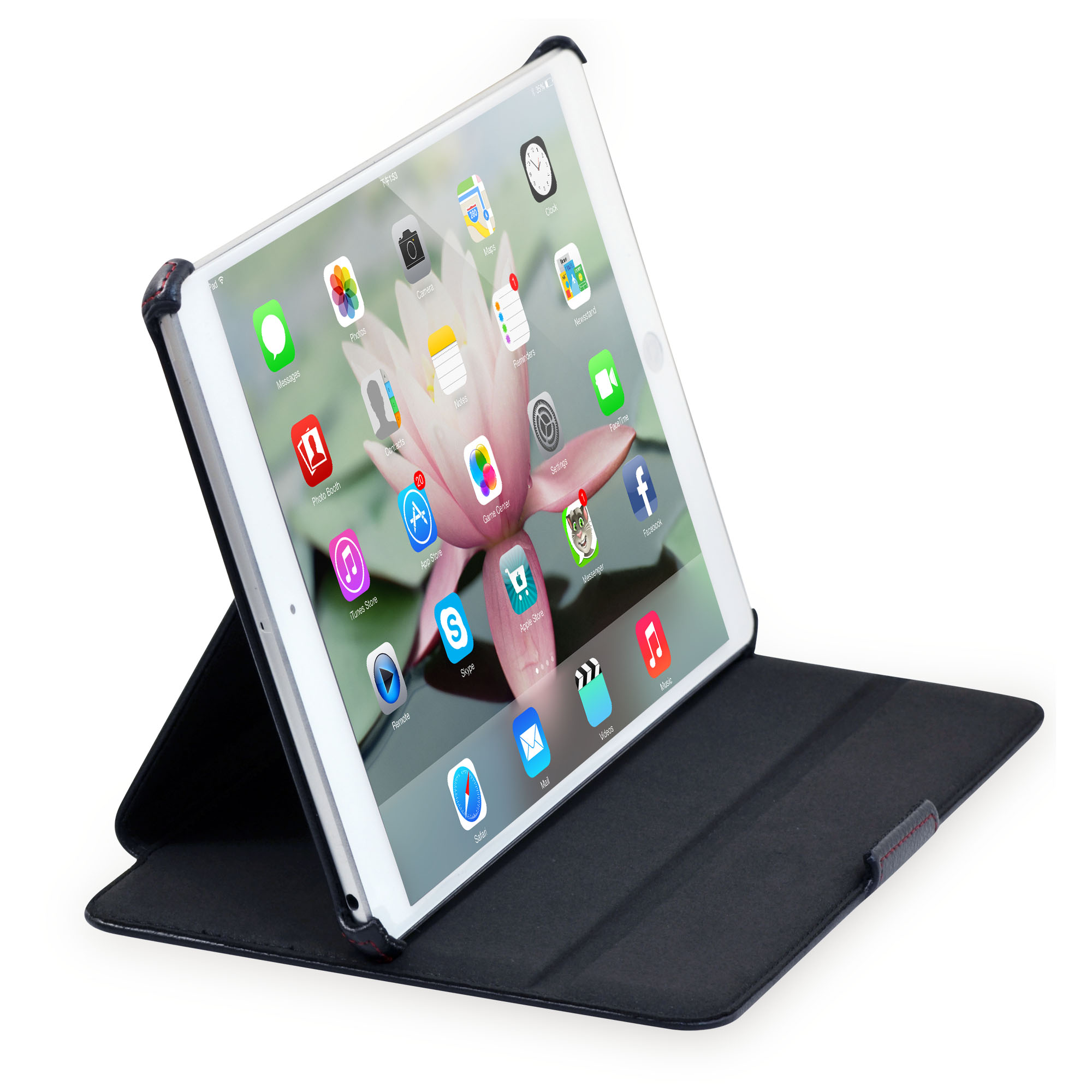 leicke ipad air ipad 5 schutzh lle h lle case tasche. Black Bedroom Furniture Sets. Home Design Ideas