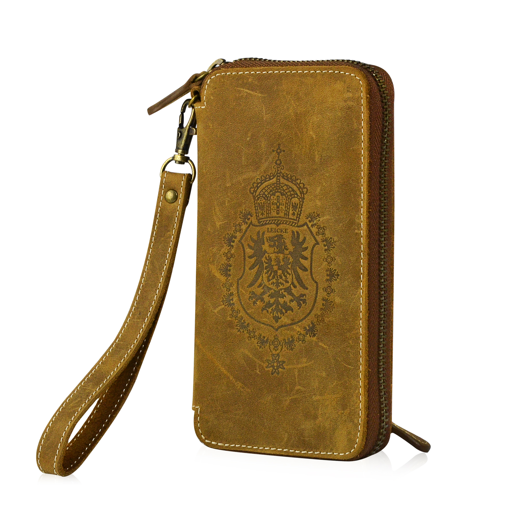 best service a0825 0cb6e Leicke | MANNA Business Wristlet Clutch Wallet Case for iPhone 6/6s