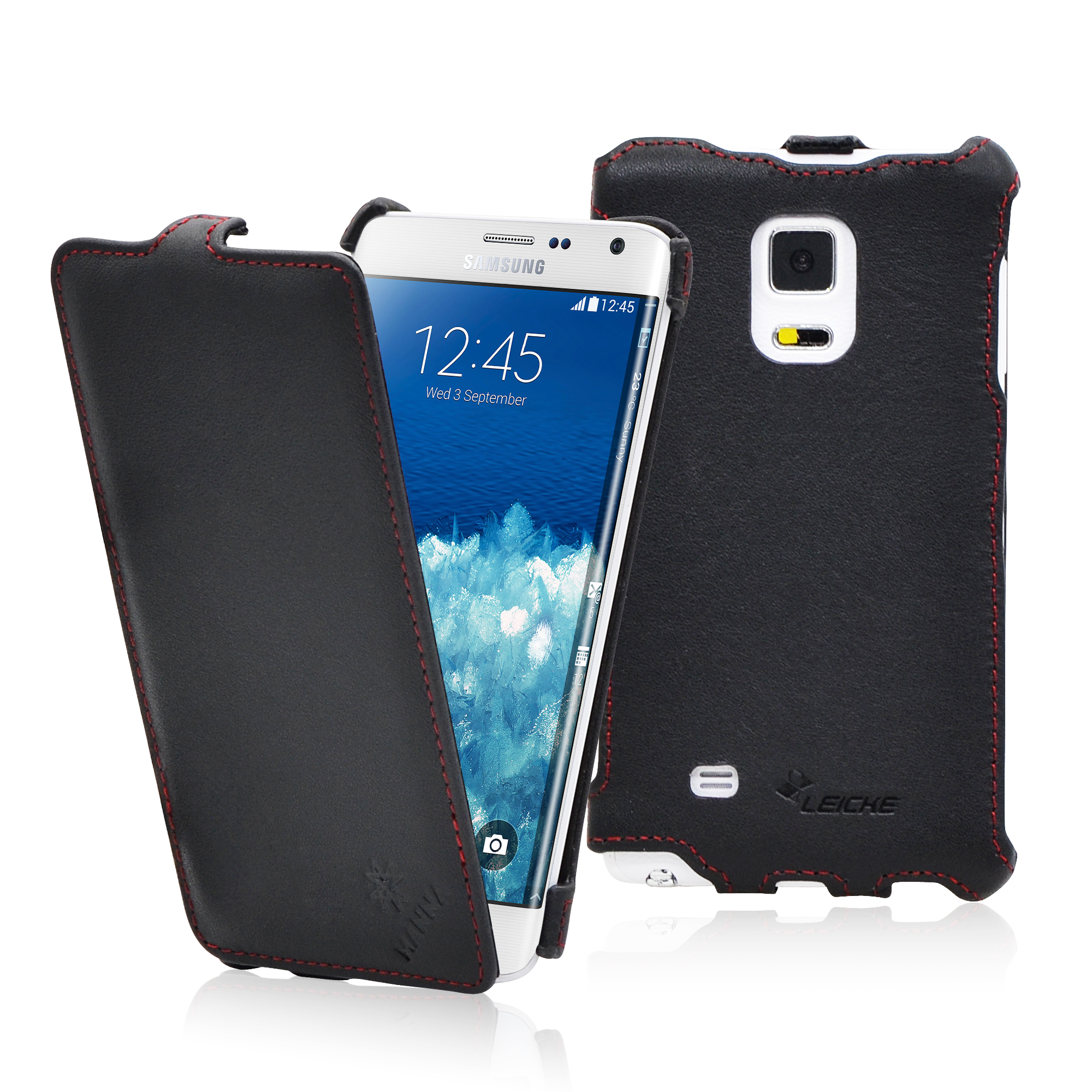 flip cover samsung note 4