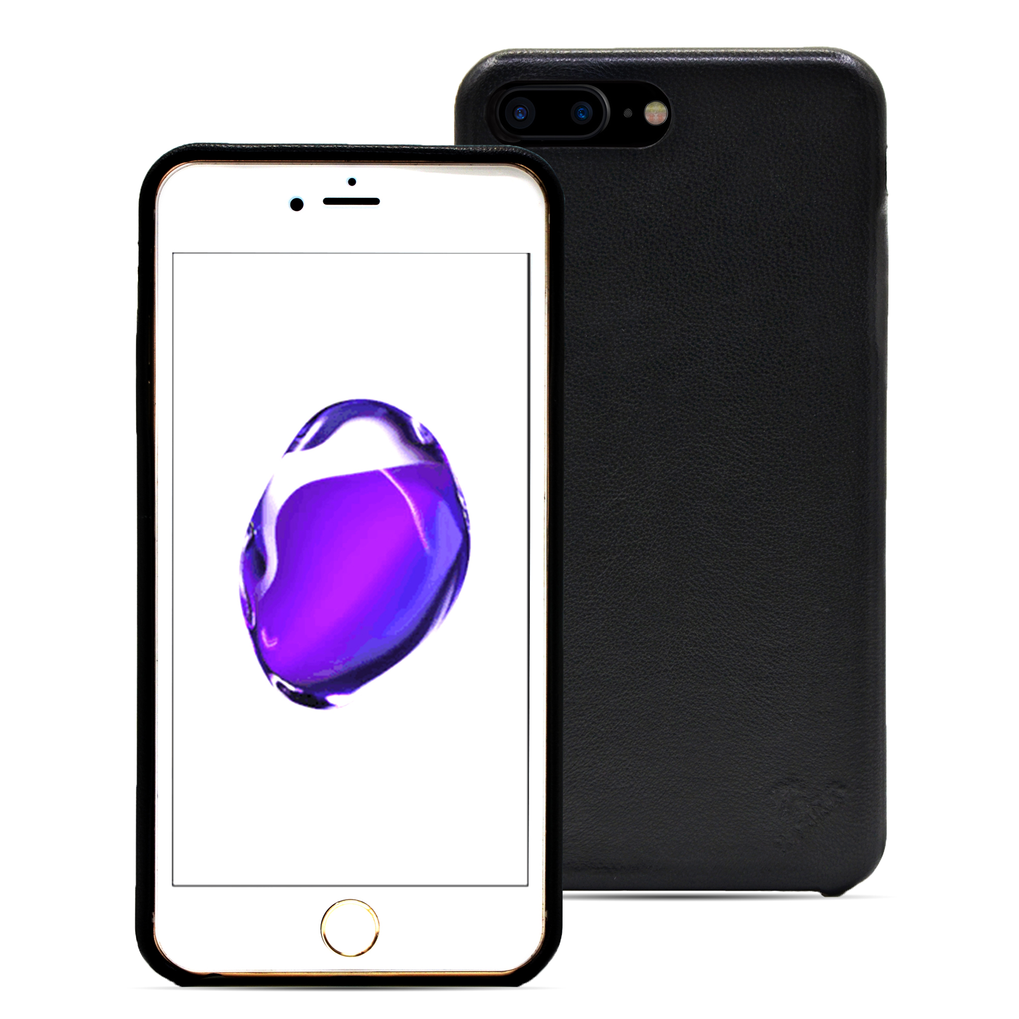custodia iphone 7 plus pelle