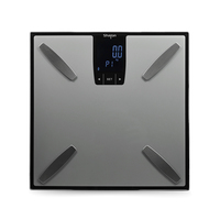 bluetooth body analysis scale instructions
